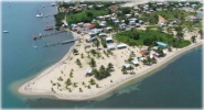 belize island front property ID 356